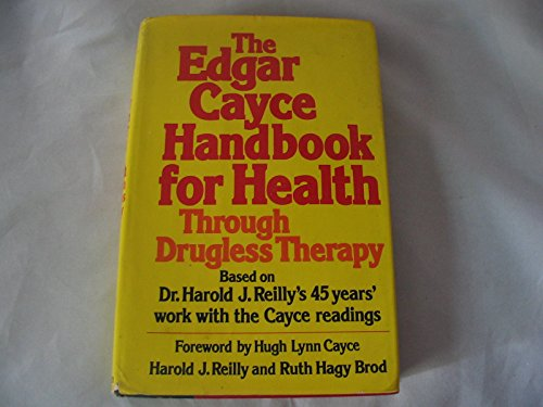 9780026019606: The Edgar Cayce Handbook for Health Through Drugless Therapy