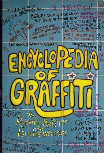 9780026020008: Encyclopedia of graffiti