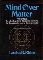 9780026024204: Mind Over Matter: Psychokinesis
