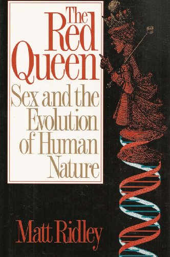 9780026033404: The Red Queen: Sex and the Evolution of Human Nature