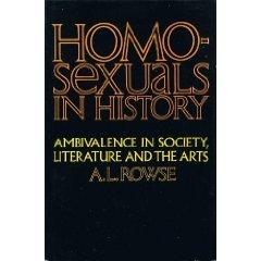 9780026056205: HOMOSEXUALS IN HISTORY