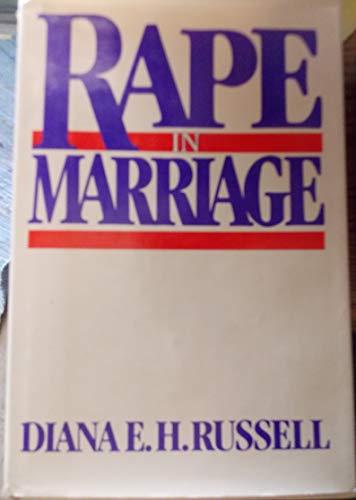 9780026061902: Rape in Marriage
