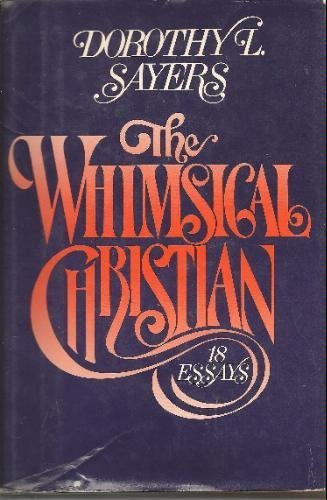 9780026069304: The Whimsical Christian: 18 Essays