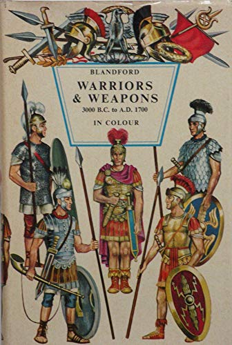 9780026069403: Warriors and Weapons of Early Times in Color