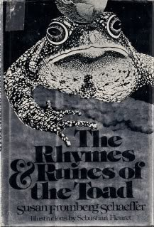 9780026070409: The Rhymes and Runes of the Toad