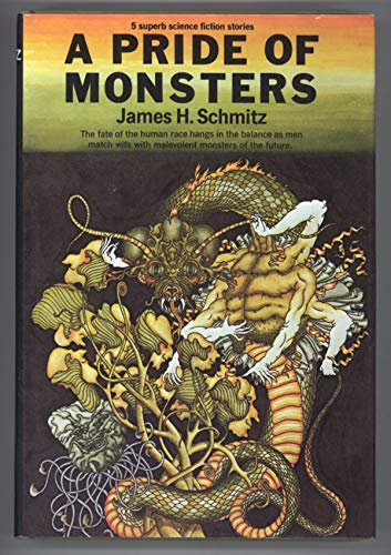 9780026071000: A Pride of Monsters