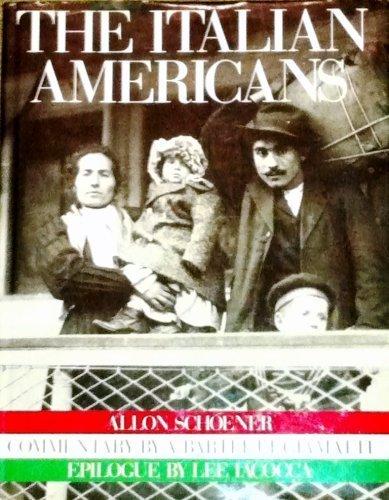 9780026071802: The Italian Americans