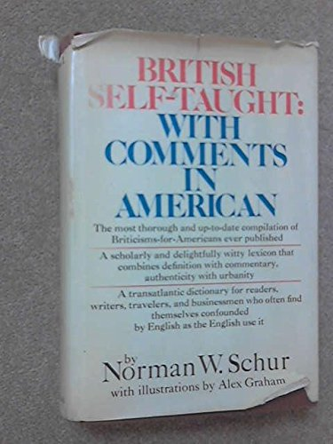 9780026075206: British Self-Taught: With Comments in American