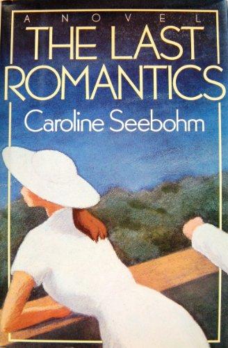 9780026090100: The Last Romantics