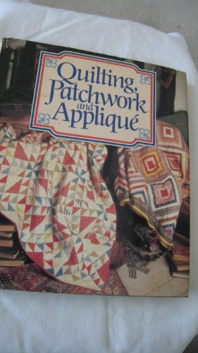 9780026090209: Quilting, Patchwork and Applique