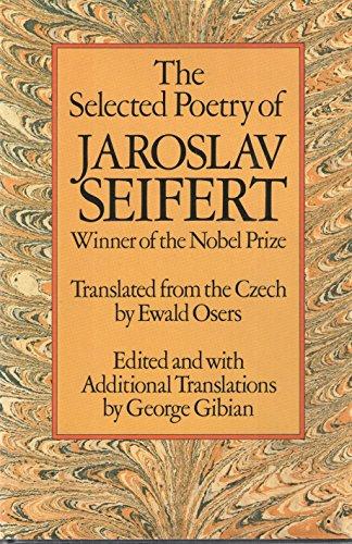 9780026091503: The Selected Poetry of Jaroslav Seifert