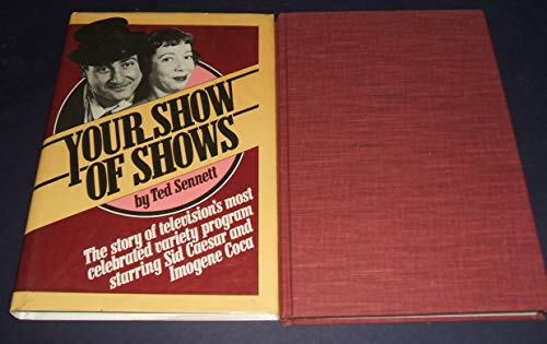 9780026097109: Your show of shows
