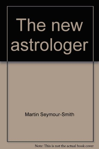 9780026097406: The new astrologer