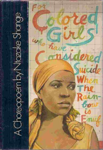 9780026098403: For Colored Girls Who Have Considered Suicide When the Rainbow Is Enuf