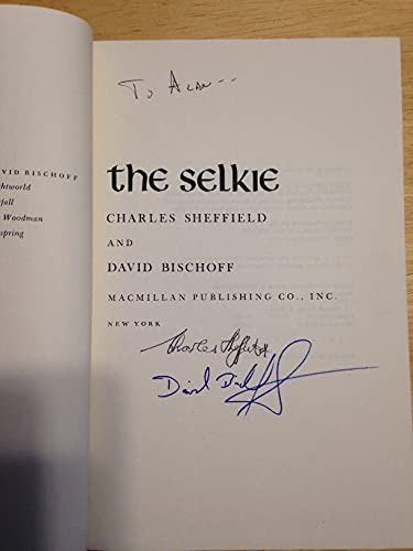 The Selkie (0026100800) by Charles Sheffield; David Bischoff