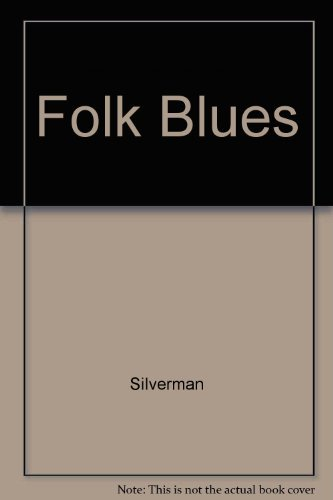 9780026107600: Folk Blues