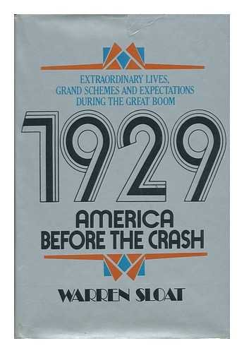 9780026118002: 1929, America Before the Crash
