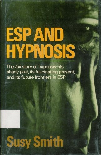 9780026119306: ESP and Hypnosis