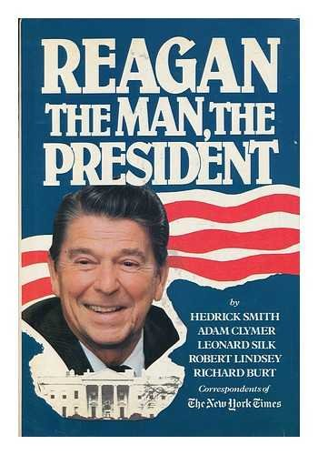 9780026119504: Reagan the Man the President