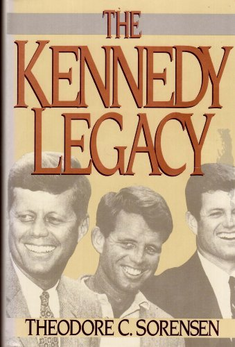 9780026124058: The Kennedy Legacy