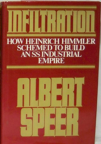 9780026128001: Infiltration: The Ss and German Armament