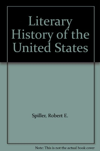 9780026131803: Literary History of the United States