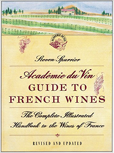 9780026132626: Academie Du Vin Guide to French Wines