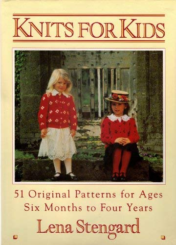 9780026139519: Knits for Kids
