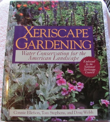 9780026141253: Xeriscape Gardening: Water Conservation for the American Landscape