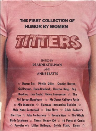 9780026146807: Titters: The first collection of humor by women