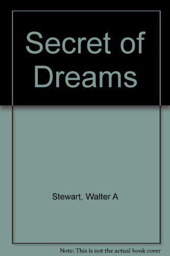 9780026147200: The Secret of Dreams,