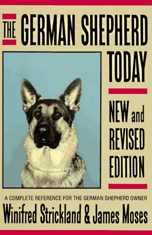 9780026149907: The German Shepherd Today