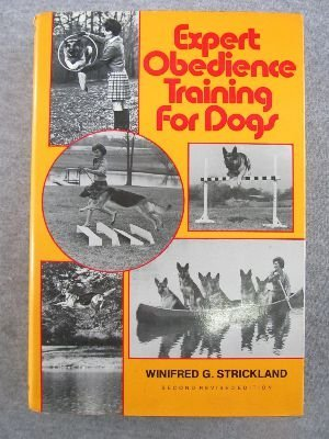 9780026150200: Expert obedience training for dogs