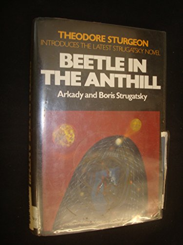 9780026151207: Beetle in the Ant Hill (Best of Soviet Science Fiction)