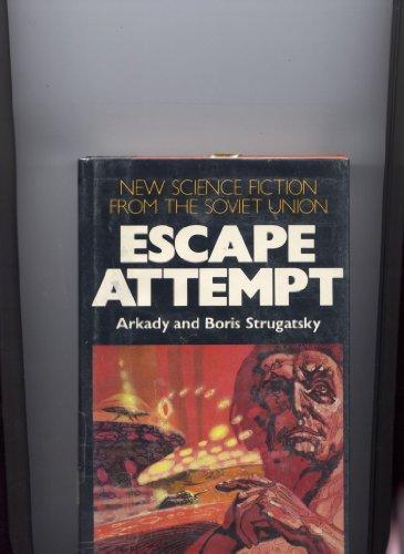 9780026152501: Escape Attempt (Macmillan's Best of Soviet Science Fiction)