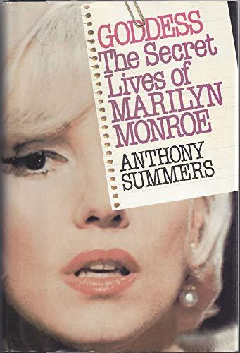 9780026154604: Goddess: The Secret Lives of Marilyn Monroe