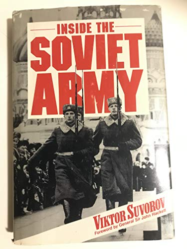 9780026155007: Inside the Soviet Army