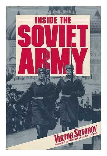 9780026155007: Inside the Soviet Army