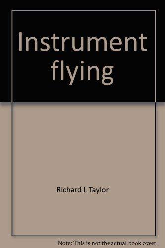9780026166508: Instrument Flying
