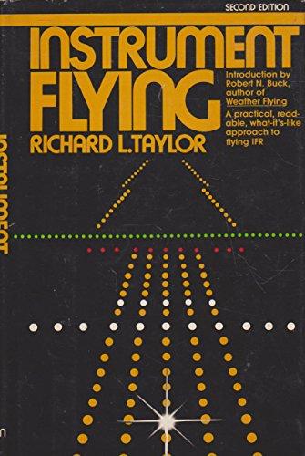 9780026166706: Instrument Flying
