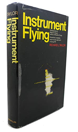 9780026166805: Instrument Flying