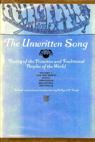 Unwritten Song Volume 1: David F. Trask