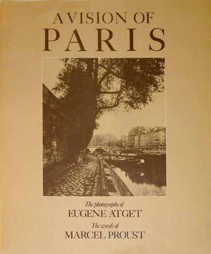 9780026201605: A Vision of Paris
