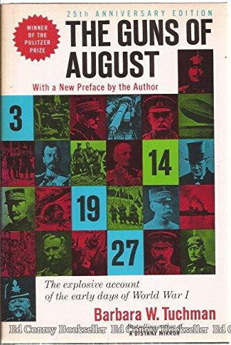 9780026203111: The Guns of August