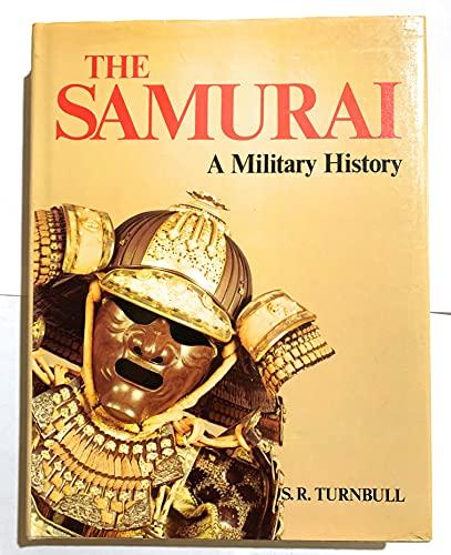 9780026205405: The Samurai: A Military History
