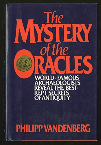 9780026215909: The Mystery of the Oracles