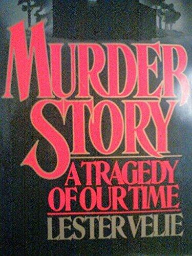 9780026217200: Murder Story