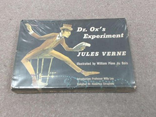 9780026218108: Dr.Ox's Experiment