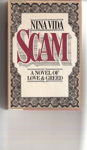 9780026220101: Scam: A Novel of Love and Greed