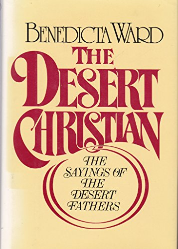 9780026238601: The Desert Christian: Sayings of the Desert Fathers : The Alphabetical Collection